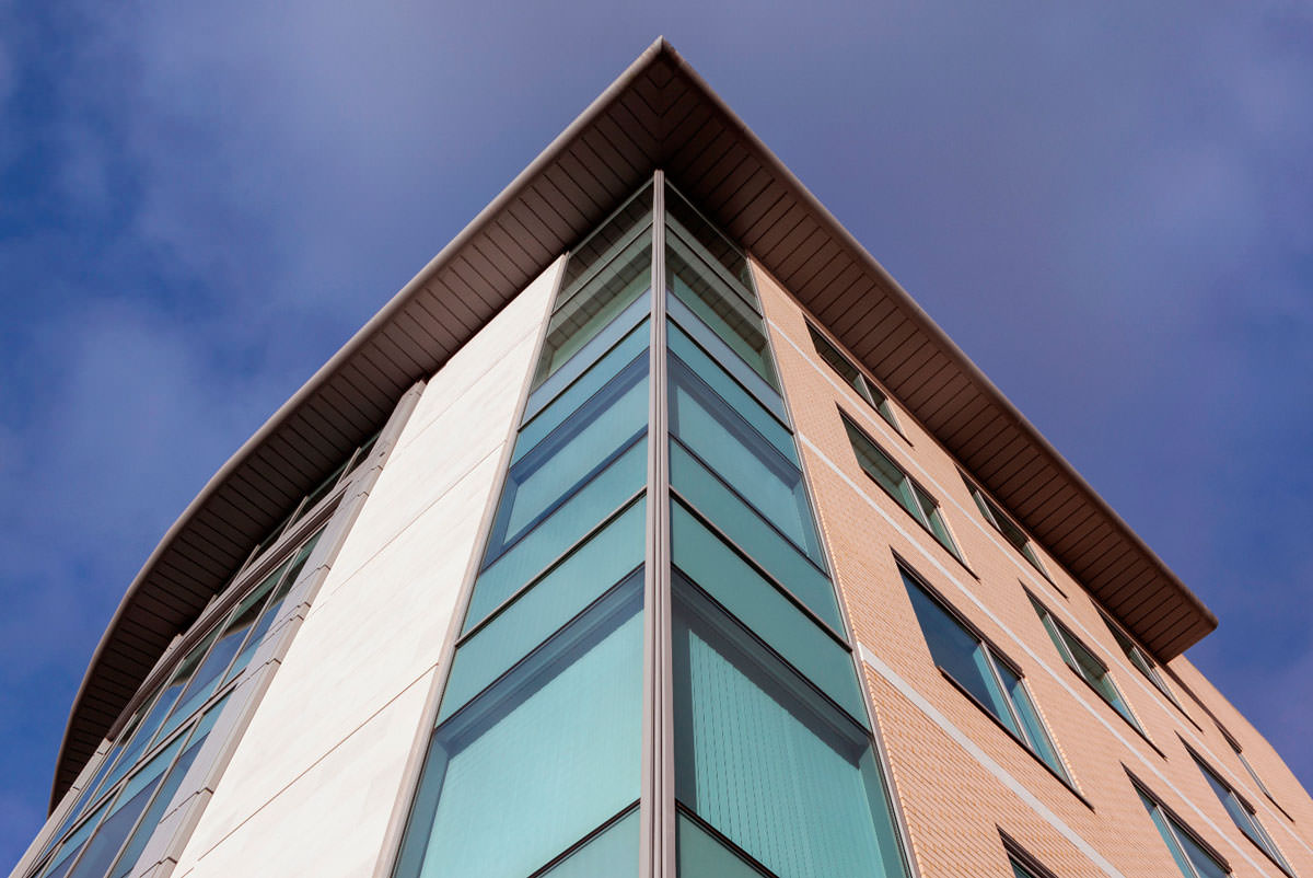 Aluminium Curtain Walling Kent